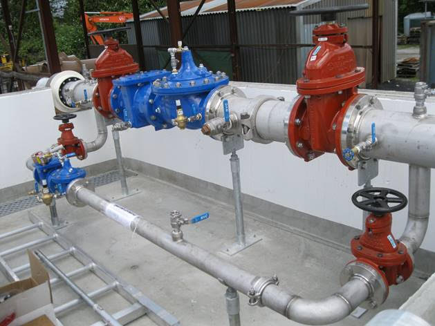 PRV PACKAGES, TYPICAL CAPITAL REGIONAL DISTRICT SET-UP